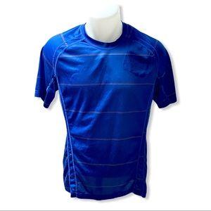 Mens Lululemon Wet Dry Warm Workout Shirt